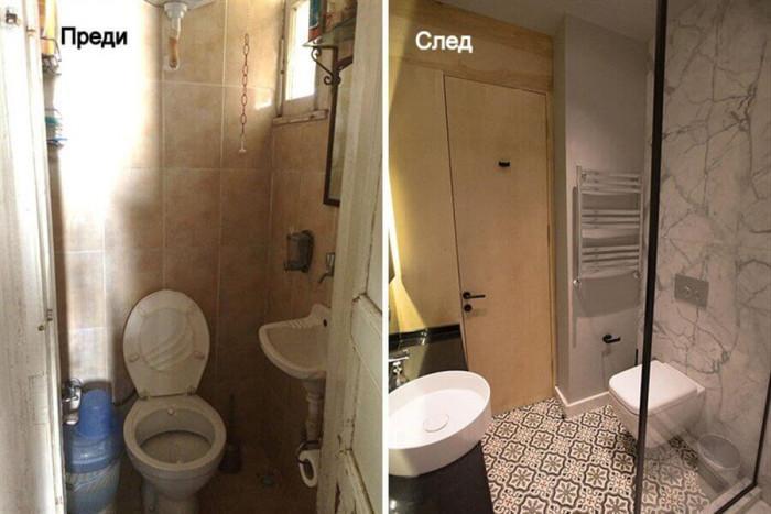 Практични и удобни решения в мокрото помещение