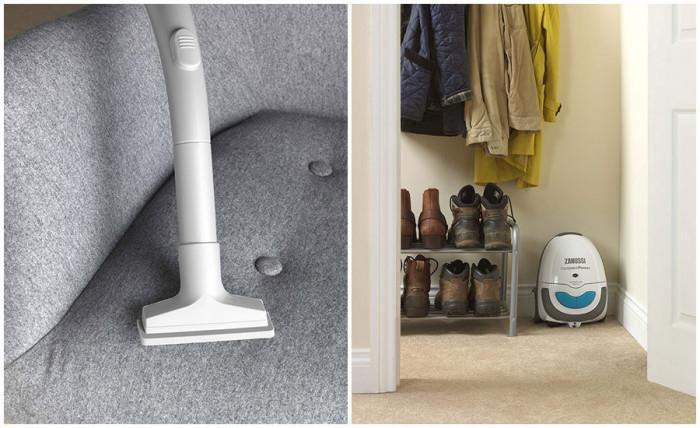 Започнете първо с почистването на мебелите