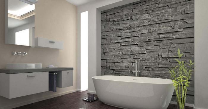 Минимализмът е подходящ за съвременната баня