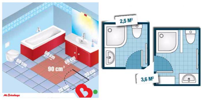Направете план на новата си баня