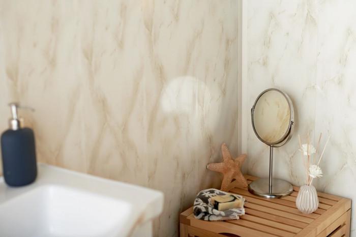 Какви са общите предимства на PVC облицовката на стени и тавани?
