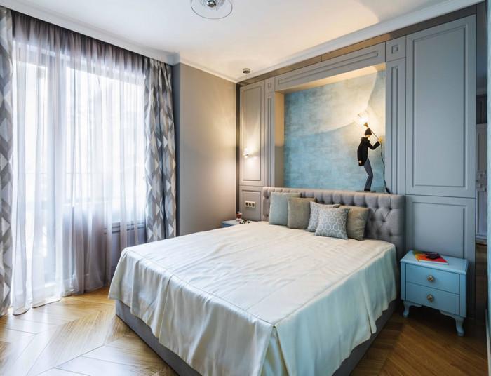 Родителската спалня – финес, нежност, стил