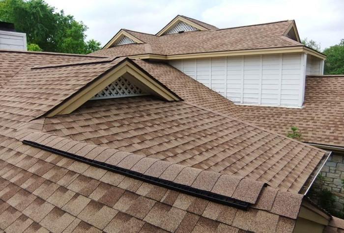 Битумните керемиди са приложими към почти всякакъв вид покриви