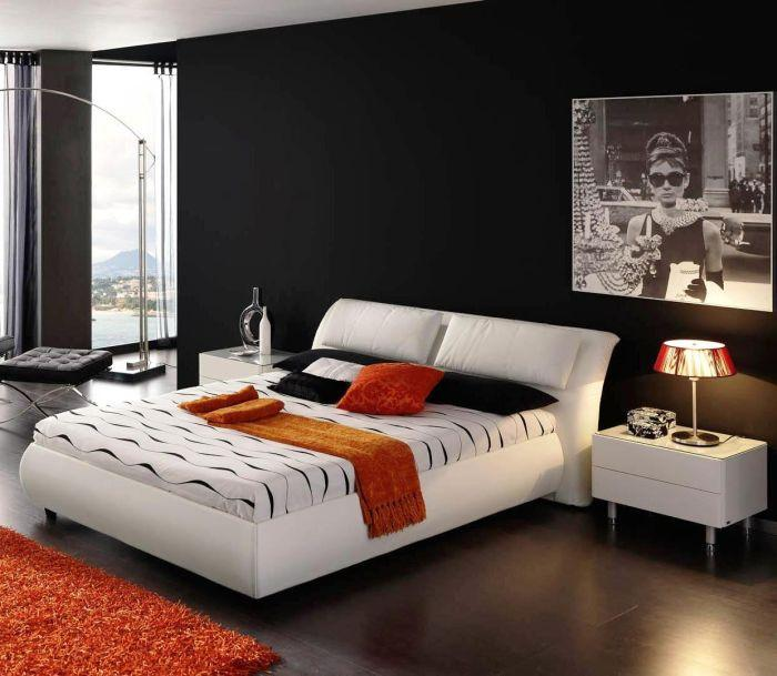 5 съвета за спалня в тъмни цветове