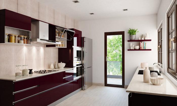 Двуредова кухня за всяка модерна домакиня