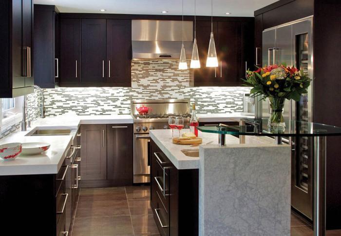 Кухненският модул превръща кухнята в едно наистина модерно и функционално пространство