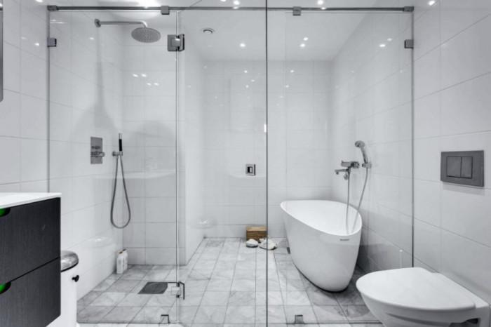 Кристално - бяла баня
