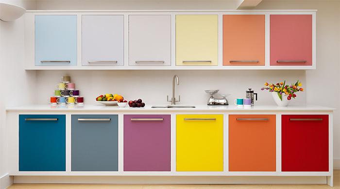 Почистващи решения за цветни кухни