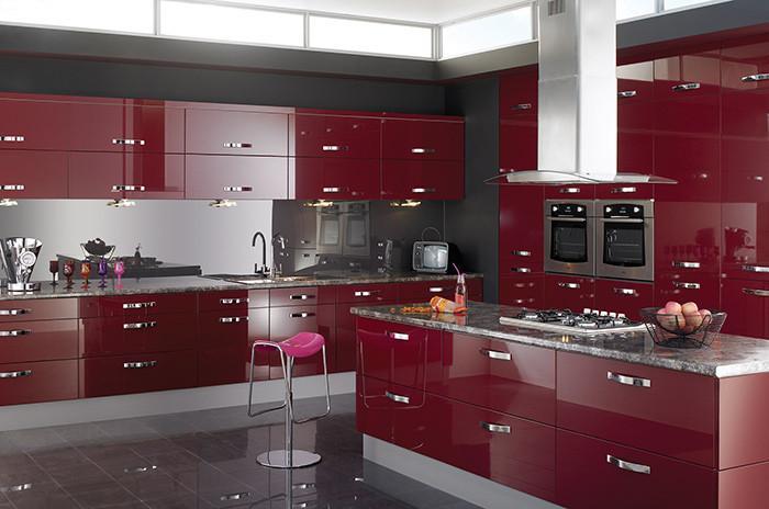 Как да почистим боядисаната кухня?