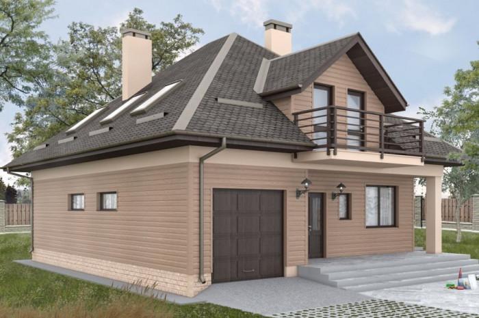Сайдингът е удачно решение за новостроящи и реконструиращи се сгради