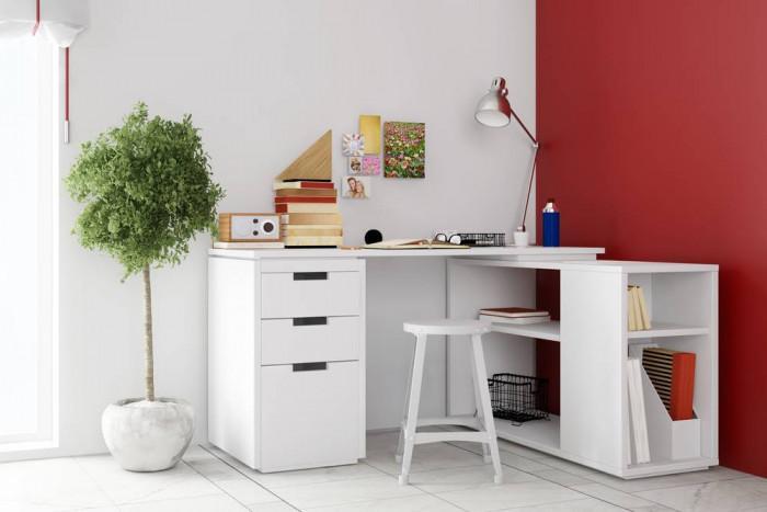 Как да отворите малкото помещение с помощта на правилните цветове?
