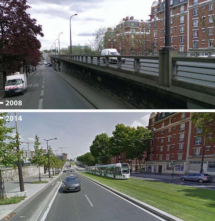 Париж, Франция 2008-2014