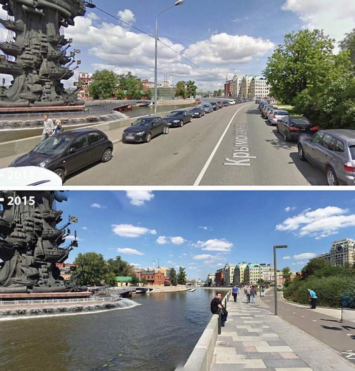 Москва, Русия 2011-2015