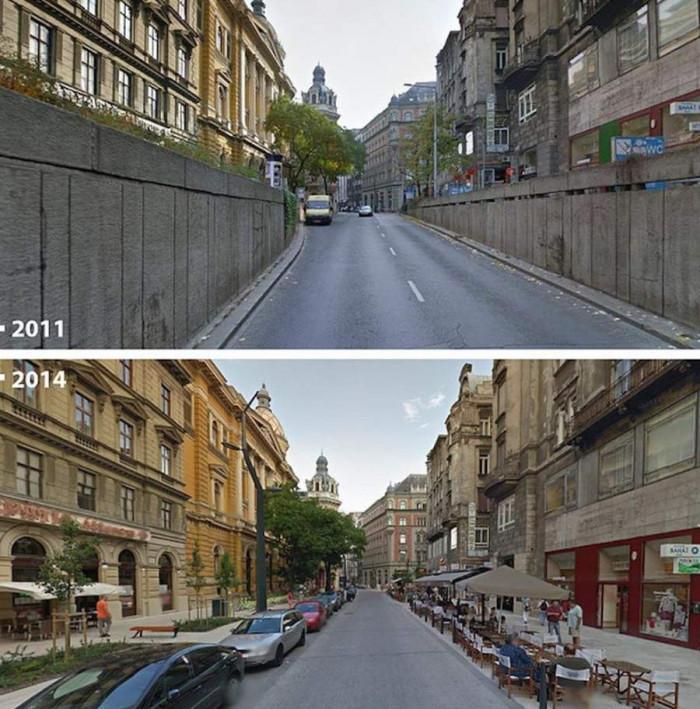 Будапеща, Унгария 2011-2015