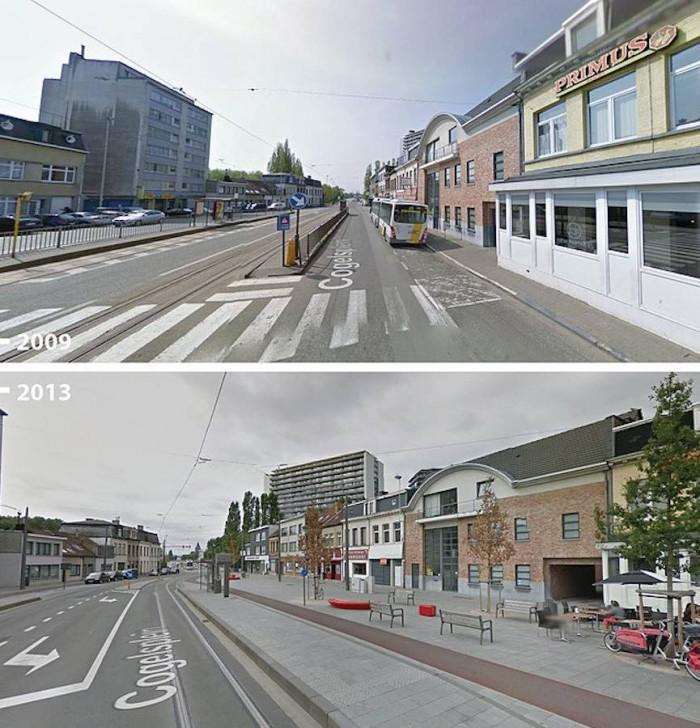 Антверпен, Белгия 2009-2013