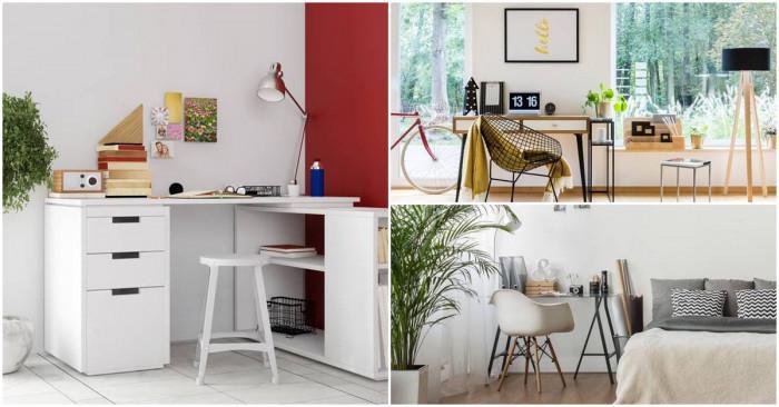 Полезни съвети и идеи за вашия домашен офис