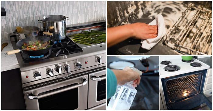 7 лесни стъпки за печка, сияеща от чистота!