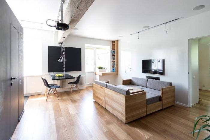 Възползвайте се от предимствата на функционалните мебели