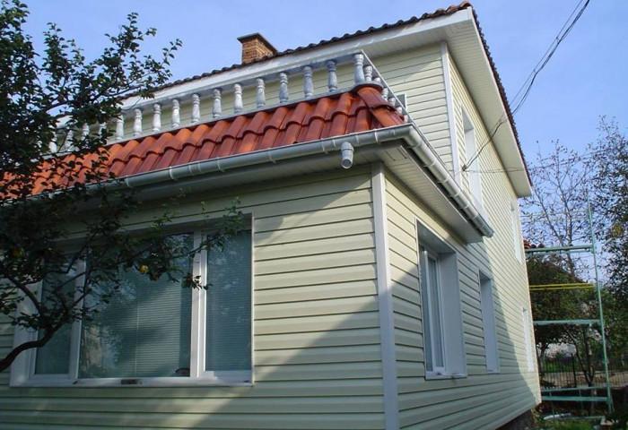 Виниловият сайдинг е сред най-използваните материали за изолация