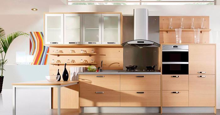 Всичко за почистването на кухненските шкафове