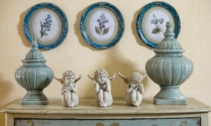 Защо статуетките са оригинален начин за декориране на стаите?