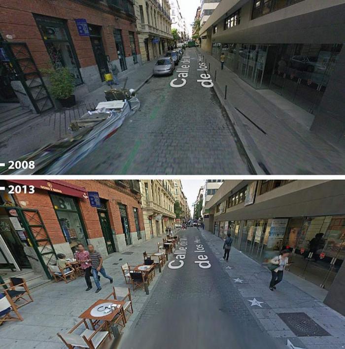 Мадрид, Испания 2008-2013