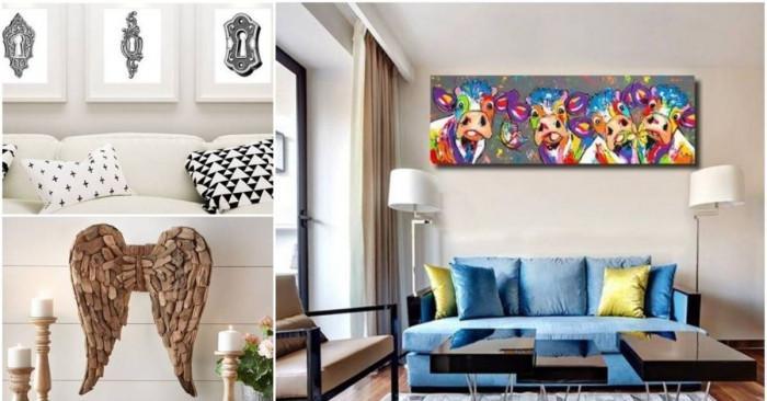 Уникална декорация за дома, която ще го зареди с артистичност