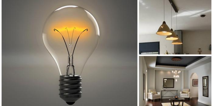 Да бъде светлина - най-важните тънкости за осветлението у дома