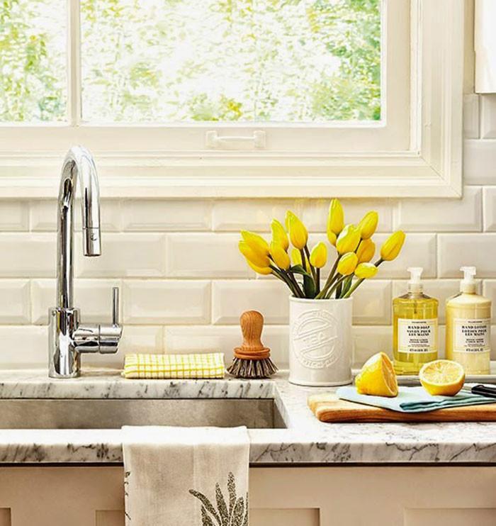 Дезинфекцирайте миялната машина и почистете мивката: Стъпка 3