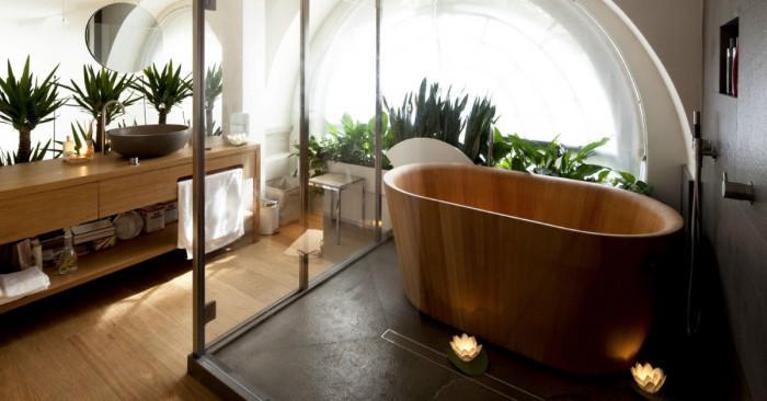 Баня в азиатски стил: как да създадете свой собствен екзотичен оазис?