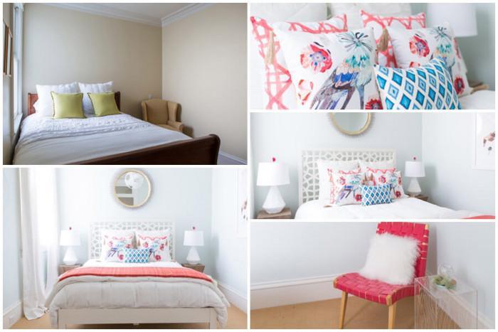 Бързо и лесно обновяване на уютната спалня