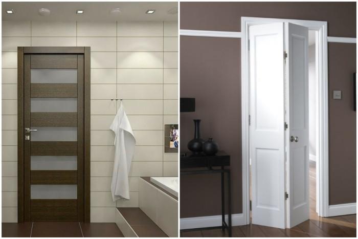Врата на банята