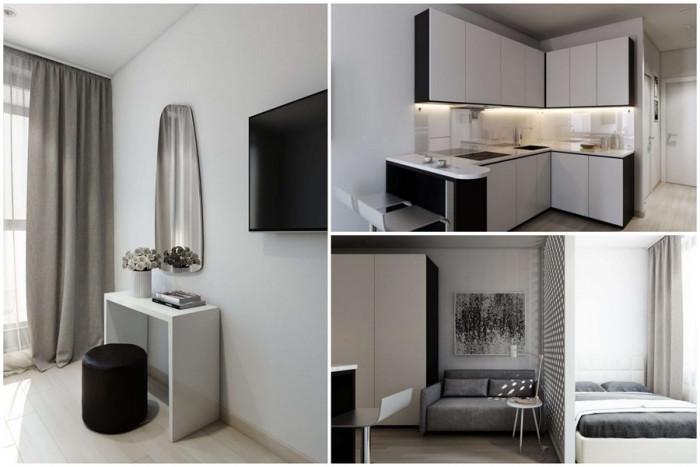 Елегантен апартамент с минималистично излъчване