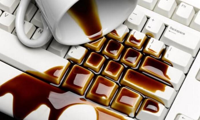 Защо е важно да почистваме клавиатурата?