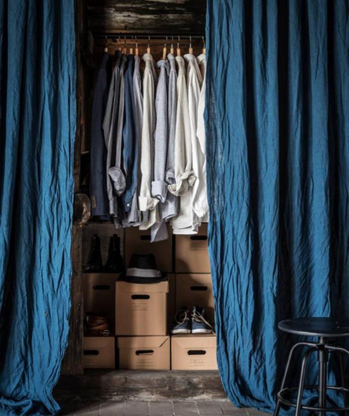 Направи си врата от мек текстил