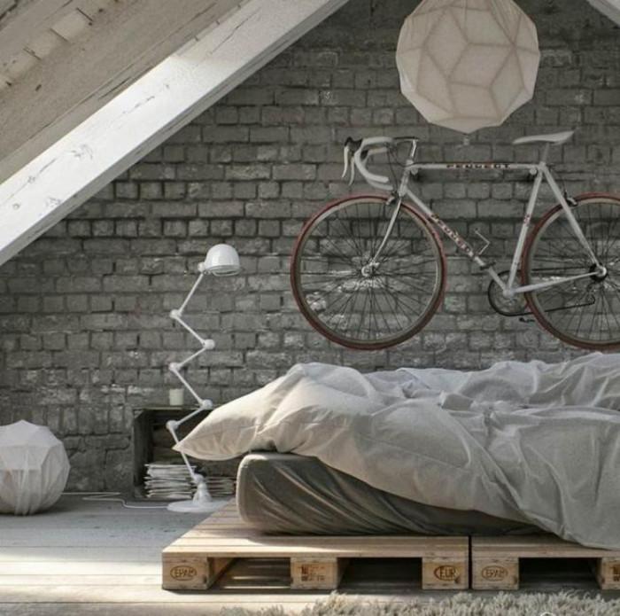 Предимства на леглото от палети