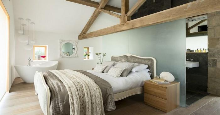 Изумителна рустик спалня