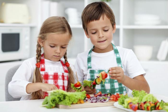 Малкият готвач се излюпва: 6-7 години