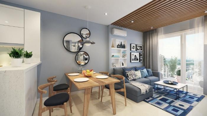 Декоративни елементи в малък апартамент - не ги подценявайте