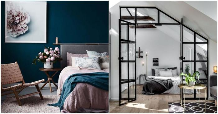 Четири задължителни елемента за вашата спалня