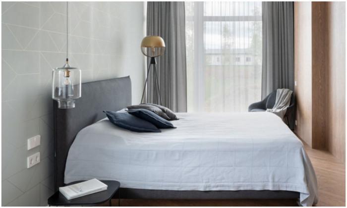Красива и спретната спалня