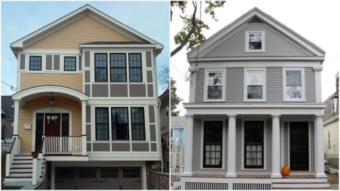 Кои покриви наричаме двускатни?
