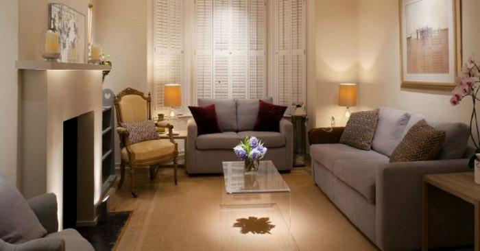 Пет неща за уюта в дневната през зимата