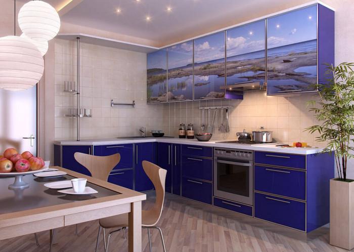 Пренесете морето директно в модерната си кухня