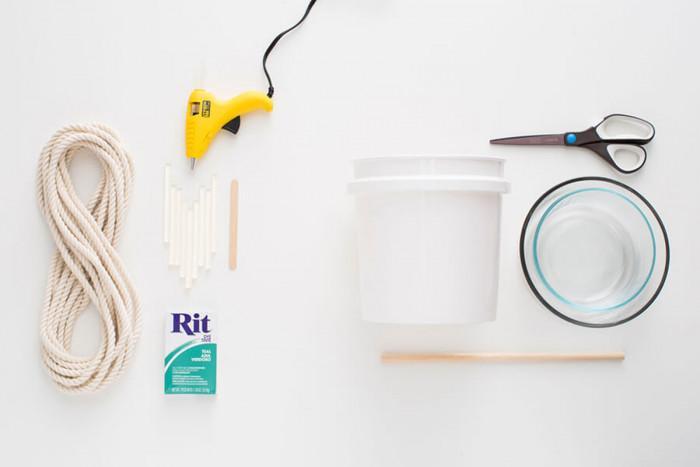 Ето какви материали и инструменти да подготвите