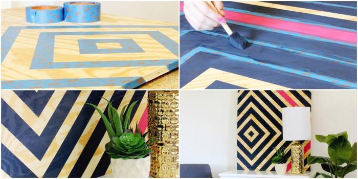 Красиви геометрични форми за всеки дом