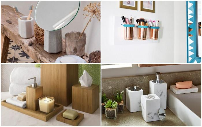 Сменете аксесоарите в банята