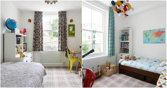 Детските стаи - чаровни и оптимистични