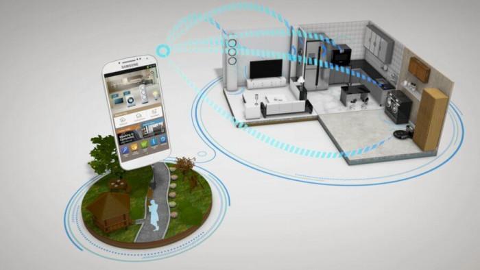 Умен дом с неограничени възможности обещава Samsung до 2020 г.