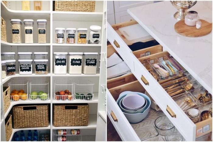 Вижте как да организирате кухнята си по най-добрия начин